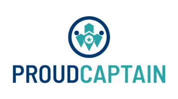 Logo for Proudcaptain.com