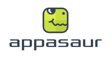 Logo for Appasaur.com