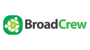 Logo for Broadcrew.com