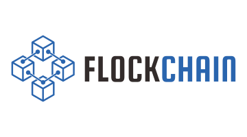 Logo for Flockchain.com