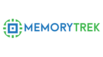 Logo for Memorytrek.com