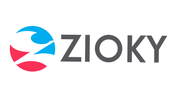 Logo for Zioky.com