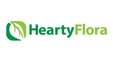 Logo for Heartyflora.com