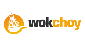 Logo for Wokchoy.com