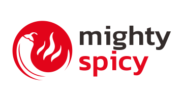 Logo for Mightyspicy.com
