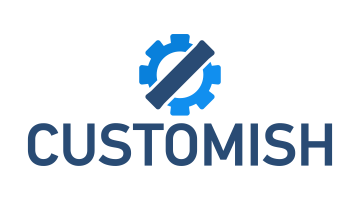 Logo for Customish.com