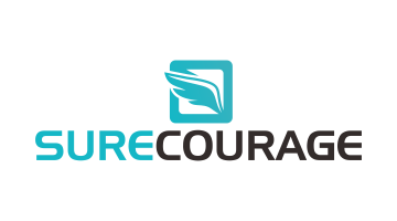 Logo for Surecourage.com
