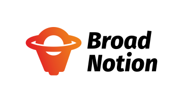 Logo for Broadnotion.com