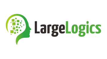 Logo for Largelogics.com
