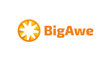 Logo for Bigawe.com