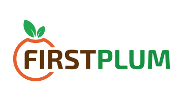 Logo for Firstplum.com