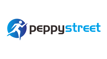 Logo for Peppystreet.com