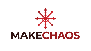 Logo for Makechaos.com