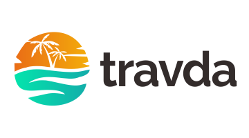 Logo for Travda.com