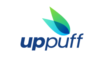 Logo for Uppuff.com