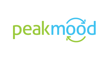 Logo for Peakmood.com