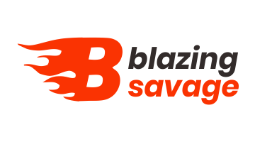 Logo for Blazingsavage.com
