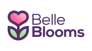Logo for Belleblooms.com
