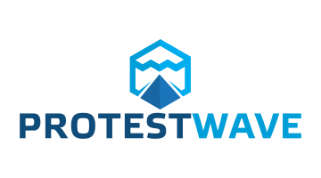 Logo for Protestwave.com