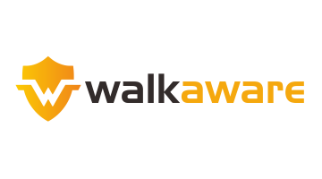 Logo for Walkaware.com