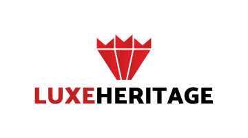 Logo for Luxeheritage.com