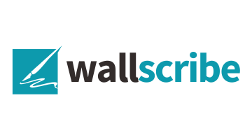 Logo for Wallscribe.com