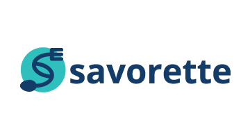 Logo for Savorette.com