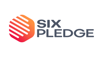 Logo for Sixpledge.com