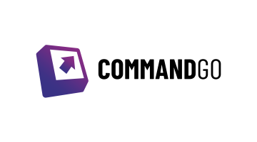 Logo for Commandgo.com