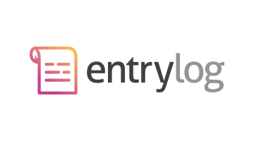 Logo for Entrylog.com