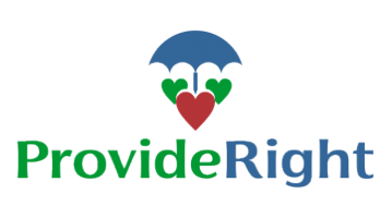 Logo for Provideright.com