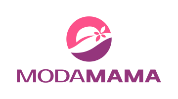Logo for Modamama.com