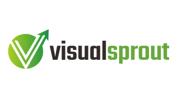 Logo for Visualsprout.com