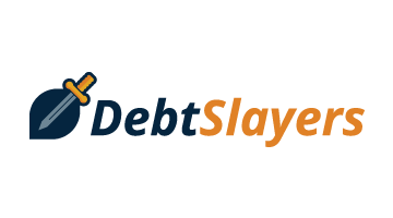 Logo for Debtslayers.com