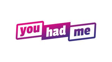 Logo for Youhadme.com