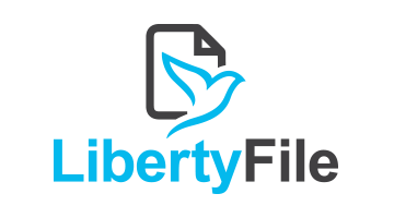 Logo for Libertyfile.com