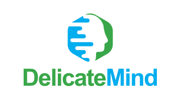 Logo for Delicatemind.com