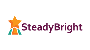 Logo for Steadybright.com