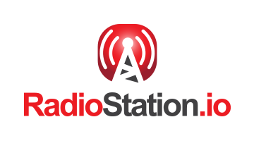 Logo for Radiostation.io