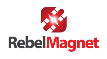 Logo for Rebelmagnet.com
