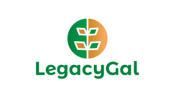 Logo for Legacygal.com