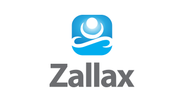 Logo for Zallax.com