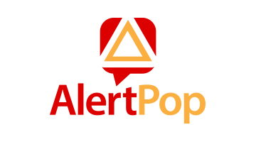 Logo for Alertpop.com
