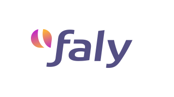 Logo for Faly.com
