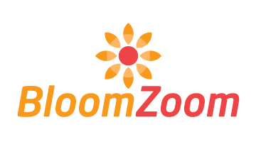 Logo for Bloomzoom.com