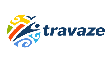 Logo for Travaze.com