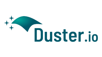 Logo for Duster.io