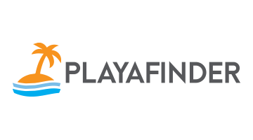 Logo for Playafinder.com