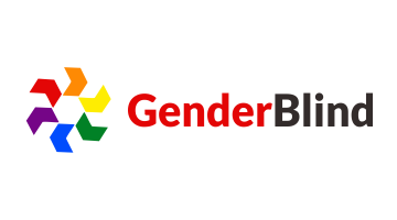 Logo for Genderblind.com