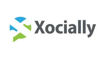 Logo for Xocially.com